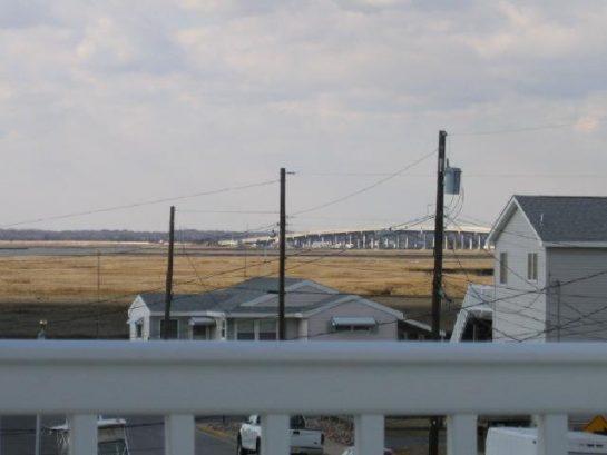 Bridge View from 3rd Floor Front Deck