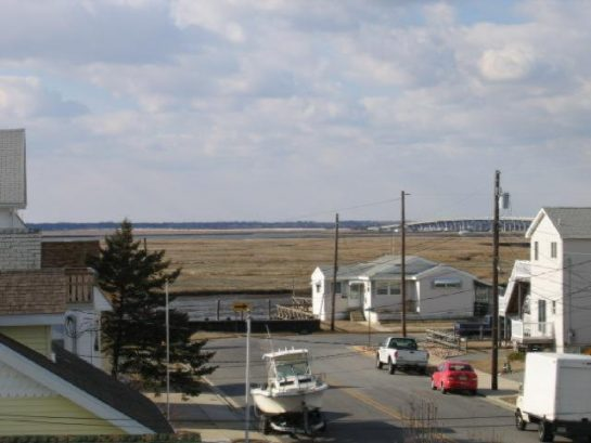 Bay View From 3rd Floor Front Deck