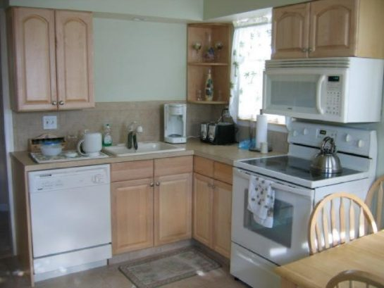 Kitchen Sink, Stove, Dishwasher
