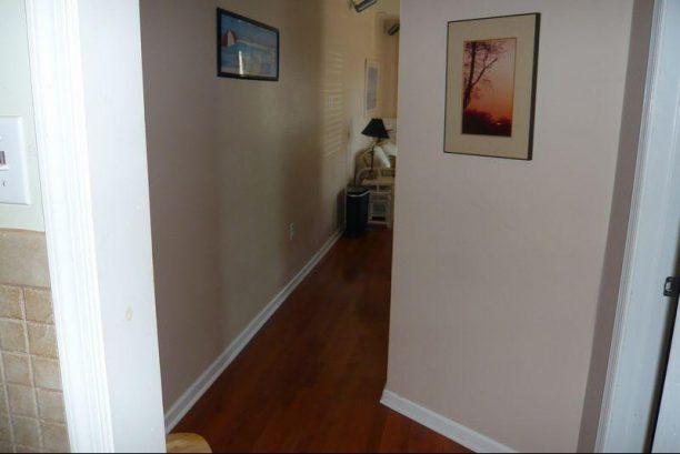 1st Floor, New Hardwood Floor