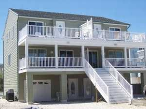 3 Bedroom Townhome across the Street from the Beach