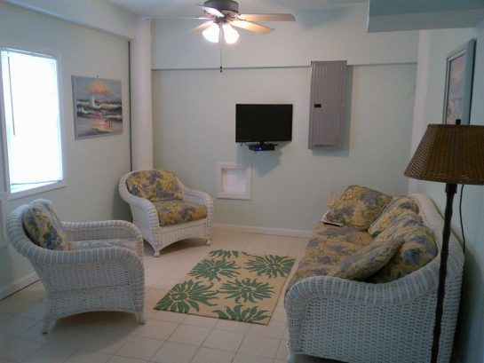 North Unit Family Room
