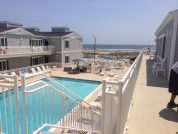 Beach Front Condo w Great Beach & Ocean Views - 1 BR + 1 Bath