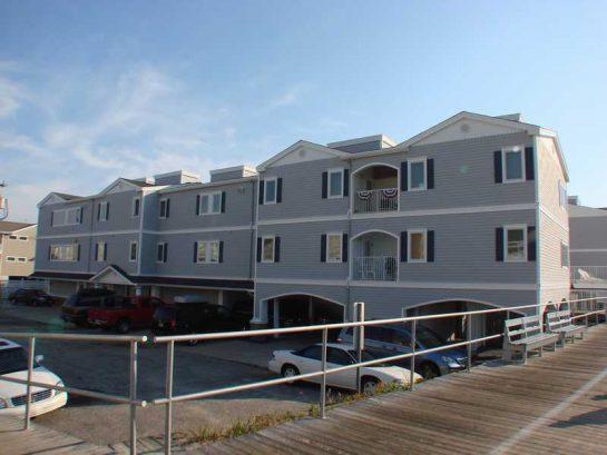 Boardwalk View Of Condo