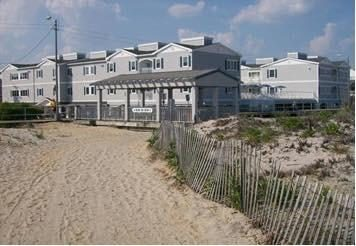 Beach Entrance & Sindia Pavilion