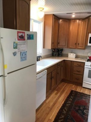 New kitchen 2019 (front side)