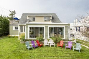 Seaside Beach Escape, Cape May, Walk one Block to Beach! light/bright/comfy