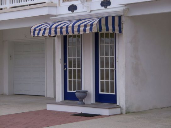 Covered Entrances