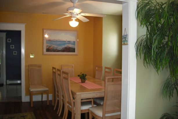 View Of 2nd Floor Dining Room