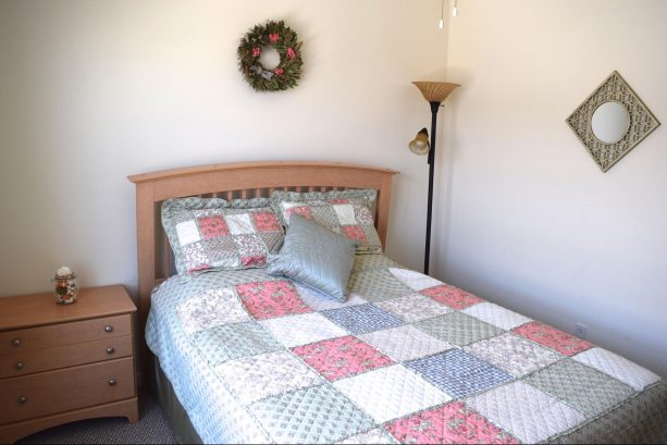 Another View of Bedroom Number 2 with Queen Bed