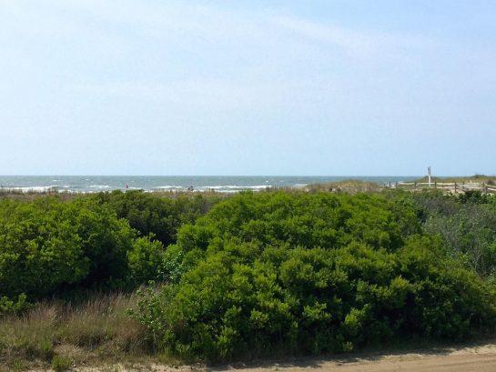 Gorgeous Views of 20th Street Beach