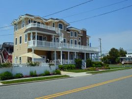 Beautiful 3 Story Home with Heated Pool and just 2 blocks to the beach