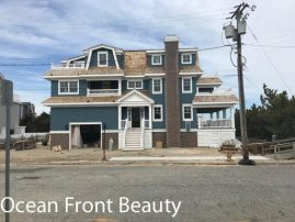 Brand New Ocean Front Single Family with Heated Pool