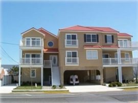 *Beach Block; Large, Luxury, 2 Story Townhouse. Just Amazing*