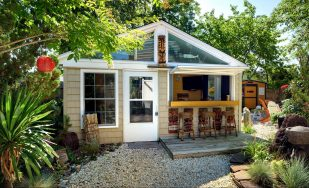 It's Tiki Time Cottage in the Cape May/Villas...Featured on Coastal Living Magazine