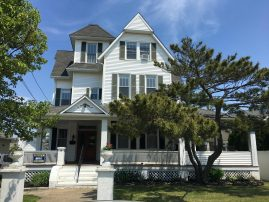 Fabulous Historic Seashore Victorian * Heated Inground Pool Across From Beach