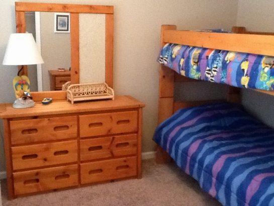 Bedroom 3- Bunk Beds