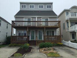 Reduced: 8/26-9/1:OCEAN BLOCK! 3 Story Townhome with 3.5 Baths Steps to Beach * 38th Street