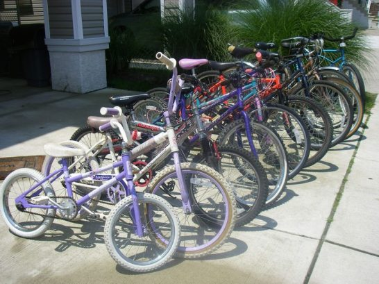 11 Bikes