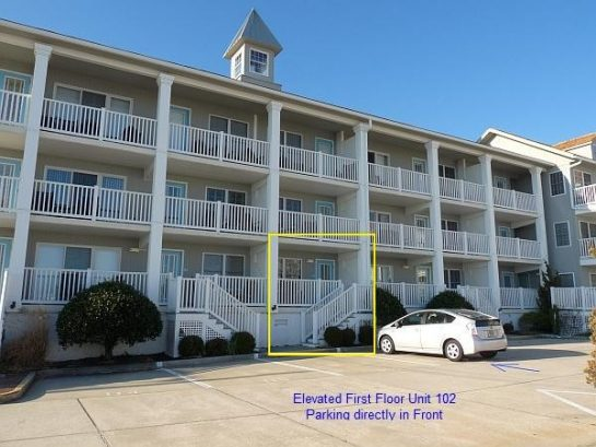 Perfect Location-Private Access- Park In Front