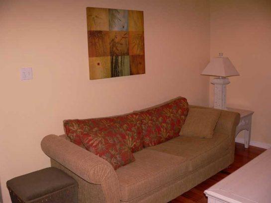 Queen sleeper sofa. High quality.