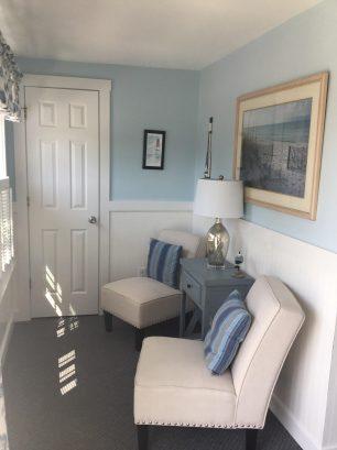 2nd floor living room nook