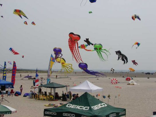 Wildwood International Kite Festival