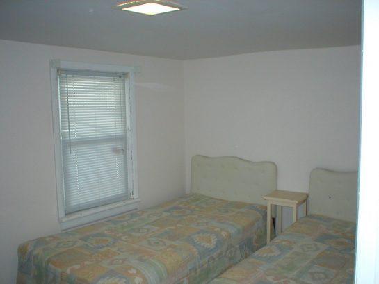 Bedroom in Apt. B