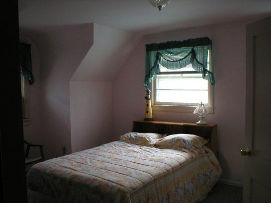 Bedroom in Apt. E