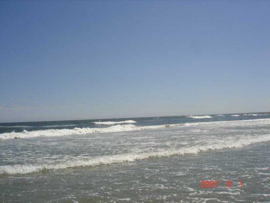 Ocean/beach 25th St