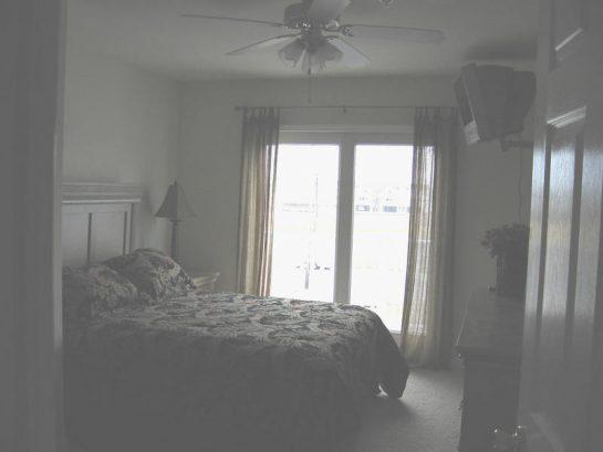 Master Bedroom w/ Balcony