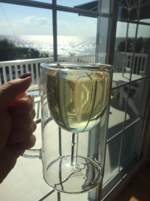 Cheers to Another Wonderful Day at Water's Edge