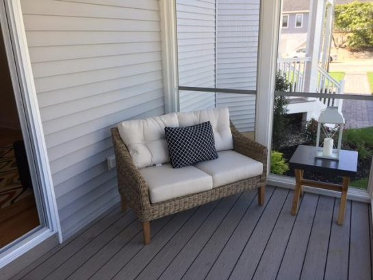 Grab a book for an afternoon read on the porch