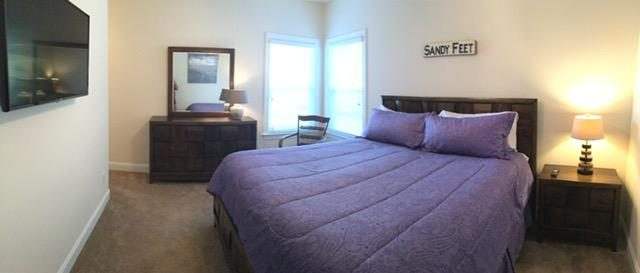 2nd King Master Suite/Private Bathroom
