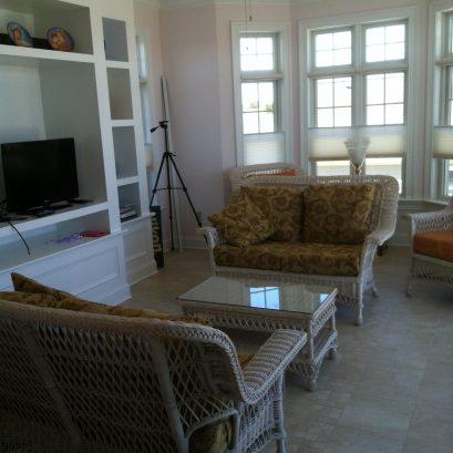 Third floor living area