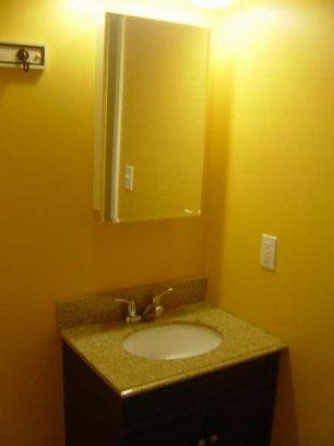LIL COTTAGE UPPER: Newly Renovated Bathroom Vanity