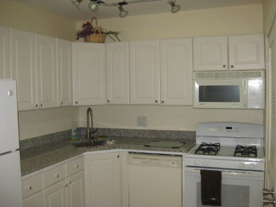 Upper Unit - Kitchen (new Counter Tops / New Floors / Appliances