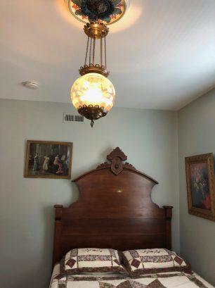Serenity Bedroom with queen bed