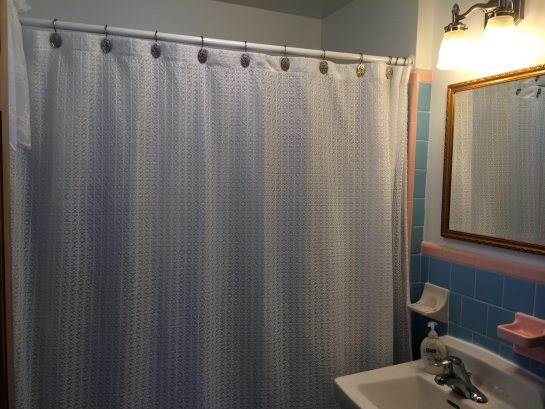 Full bath adjacent to Joy Bedroom