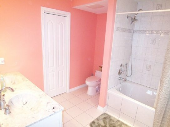 Large Master Bedroom Full Bath W/ Jacuzzi Hot Tub