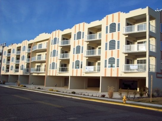 End Unit #107 Bright With Ocean Views