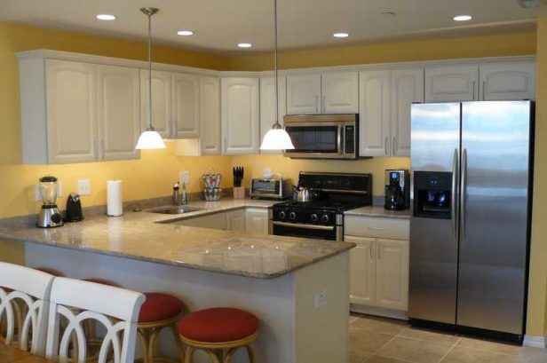 Gourmet Kitchen With Granite And Stainless Steel