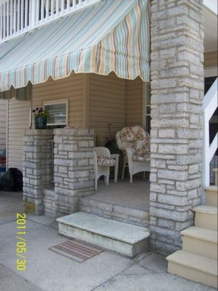 Great Covered Porch!