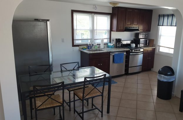 Blue Bungalow Kitchen & Dining Areas