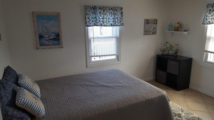 Blue Bungalow Large Bedroom