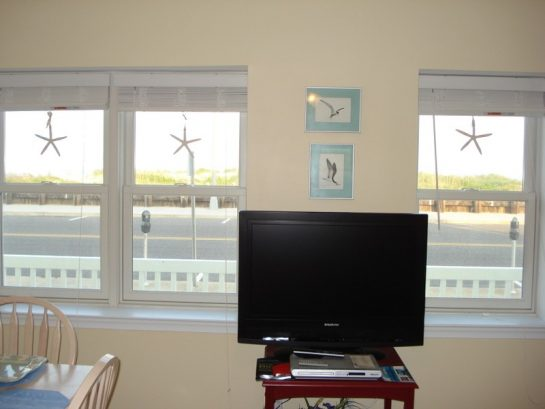 Watch Tv And Have An Ocean View