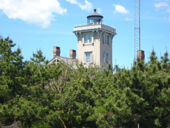 Historic Hereford lighthouse