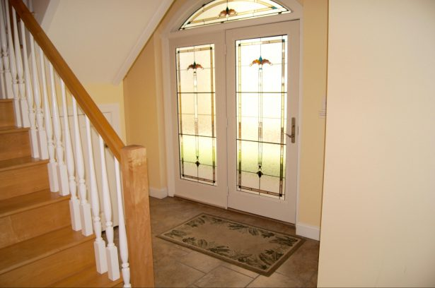 Interior Side Entrance Foyer