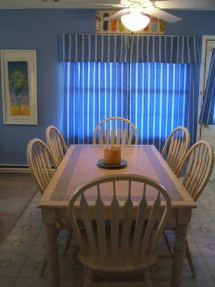 Dining Area w/fan