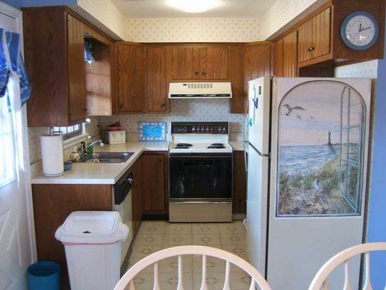 Kitchen w/dishwasher